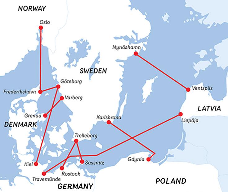 Stena Line Promy Do Szwecji Tanie Promy Gdynia Do Karlskrona